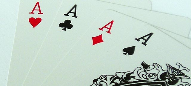 The ace in the deck